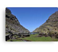 Gap of Dunloe, Kerry, Ireland 3 Canvas Print