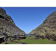 Gap of Dunloe, Kerry, Ireland 3 Photographic Print