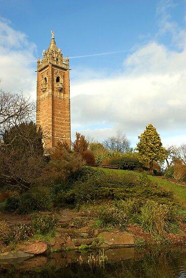 Cabot tower, Bristol, UK by buttonpresser