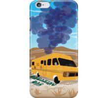 Breaking Bad RV iPhone Case/Skin