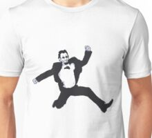 """Leapin"""" Lincoln Unisex T-Shirt"""