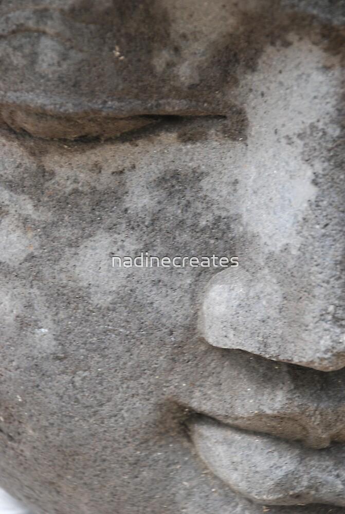 Budda's Watchful Eye by nadinecreates