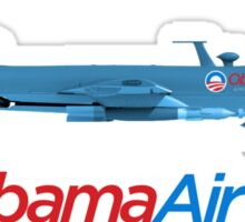 Obama Airways Sticker