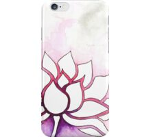 Dreaming of A Lotus iPhone Case/Skin