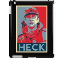 Lester Nygaard HECK iPad Case/Skin