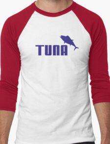 Tuna Fish Sport Men's Baseball ¾ T-Shirt