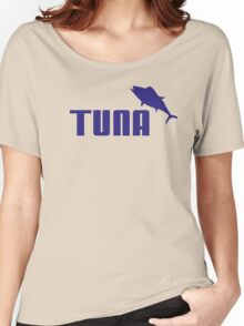 Tuna Fish Sport Women's Relaxed Fit T-Shirt