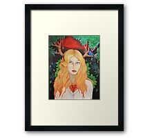 Really Love Your Secrets (Wanna Shake Your Trees) Framed Print