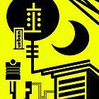 abstract urban 1 by dar geloni