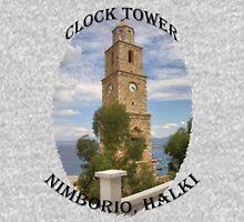 Halki Clock Tower Hoodie