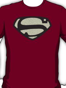 Kirk Alyn Style Superman Symbol T-Shirt