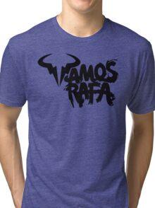 VamosRafa Tri-blend T-Shirt