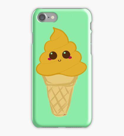 Mango-san - arvianna iPhone Case/Skin
