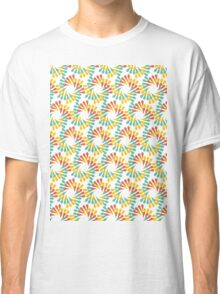 Abstract floral Pattern Classic T-Shirt