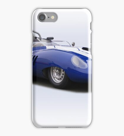 1959 Lister Costin Racecar iPhone Case/Skin