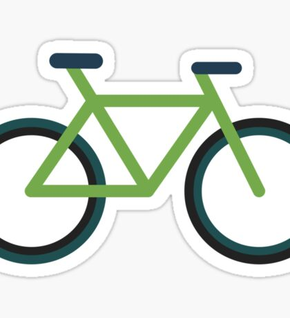 Fixie Sticker