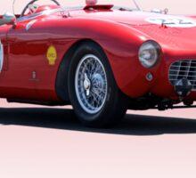 1954 Ferrari Mondial Racecar Sticker