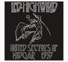 Sticker! Led Highwind by merimeaux