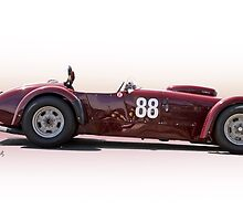 1953 Kurtis 500S Racecar by DaveKoontz