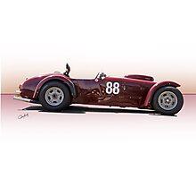 1953 Kurtis 500S Racecar Photographic Print