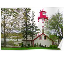 Kincardine Lighthouse Poster