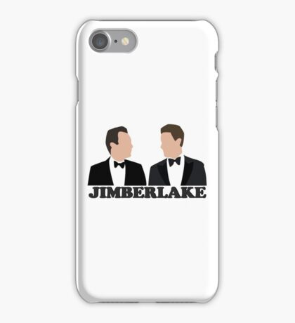 Jimberlake iPhone Case/Skin