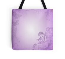 Birdsong Fairy  Tote Bag