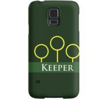 Quidditch Keeper Samsung Galaxy Case/Skin