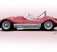 1960 Witton Special Racecar by DaveKoontz