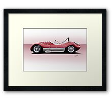 1960 Witton Special Racecar Framed Print