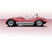 1960 Witton Special Racecar Photographic Print