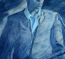 Coltrane by dirtycitypigeon