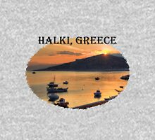 Halki Sunrise (version 1) Mens V-Neck T-Shirt
