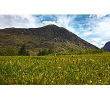 Glen Coe Scotland. Photographic Print