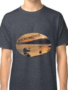 Halki Sunrise (version 2) Classic T-Shirt