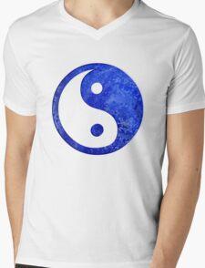 ying-yang Mens V-Neck T-Shirt