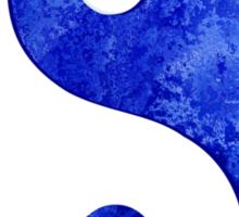 ying-yang Sticker