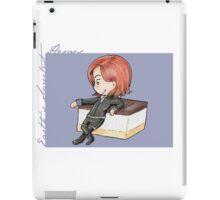 Sugary Widow iPad Case/Skin