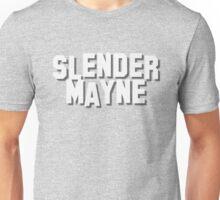 Slender Mayne goes to Hollyweird Unisex T-Shirt