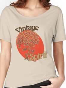 Vintage spirit Women's Relaxed Fit T-Shirt