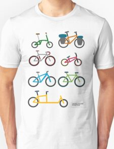 UNITED COLORS OF BICYCLES. T-Shirt