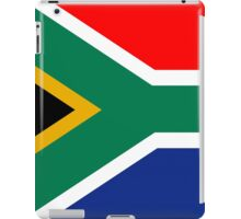 South African Flag iPad Case/Skin