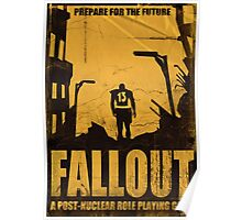 Fallout Poster Poster