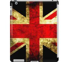 UK Grunge Flag iPad Case/Skin