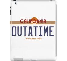 Outatime iPad Case/Skin