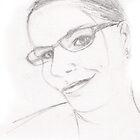 Bespeckled Lynsye by iskamontero