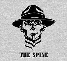 The Spine in Black and White T-Shirt