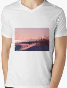 Griswold Point Mens V-Neck T-Shirt