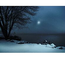 Moonlight Romp Photographic Print