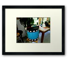 Th Drum Patrick Romero Made for Me Framed Print